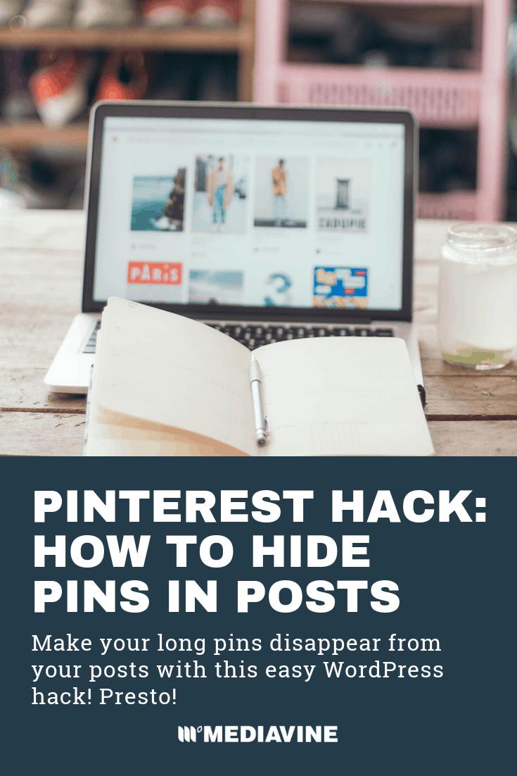 Hidden Pinterest Images Hack 2.0: Faster Hidden Pins!
