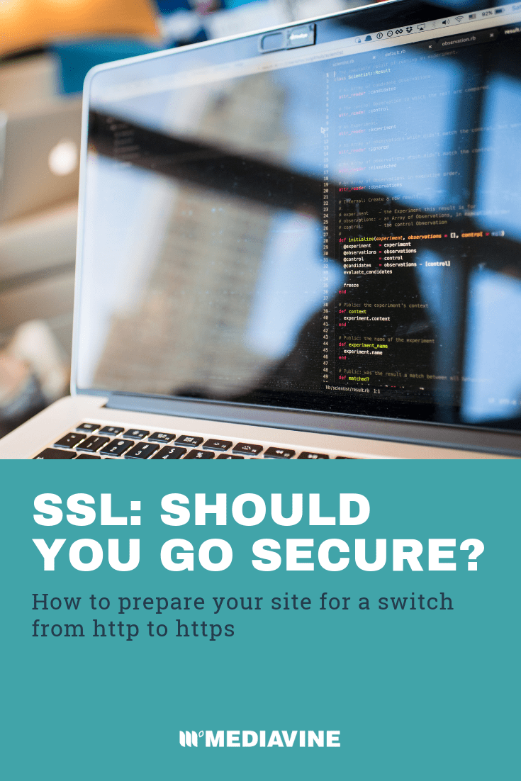 Mediavine SSL Ads: Should You Go Secure?