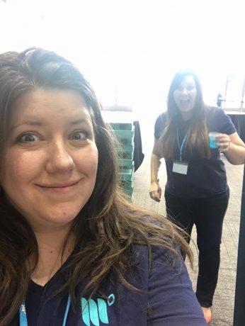 Nicole (left) and Heather (right), Mediavine.