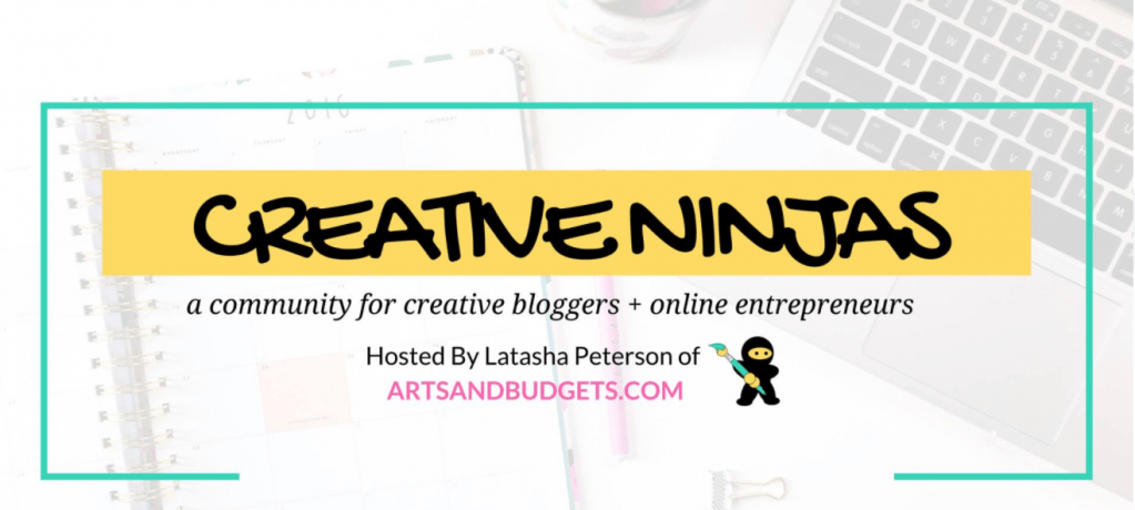 Creative Ninjas - A community for creative bloggers and online entrepreneurs