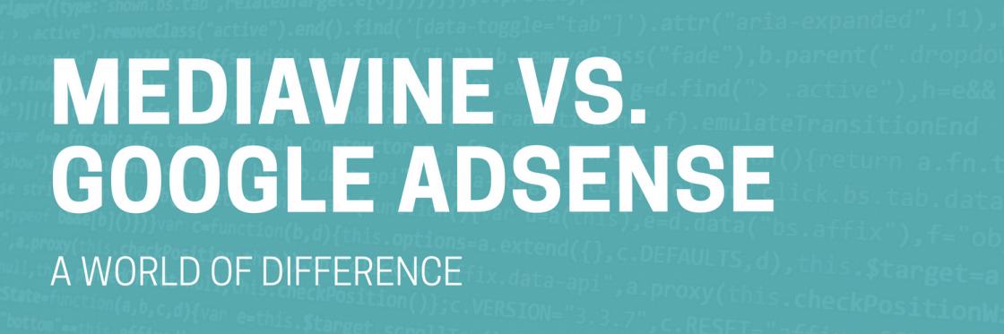 mediavine versus google adsense ads