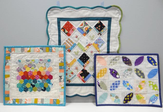 Mini Quilt Collage