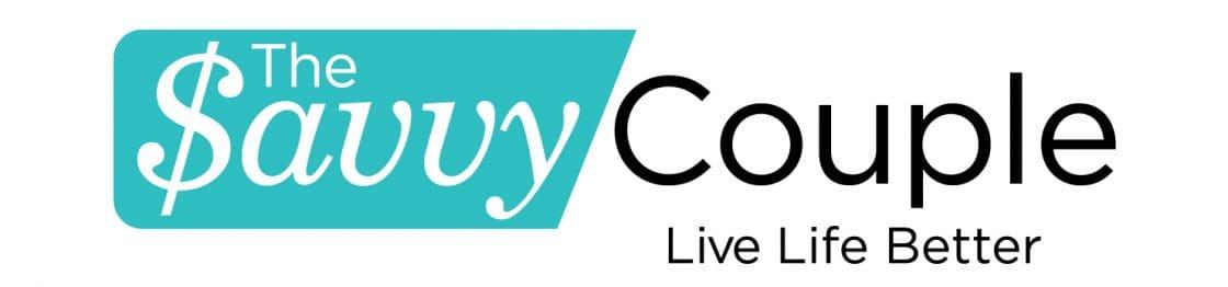 The Savvy Couple Logo