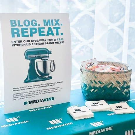 Mediavine at Everything Food Conference