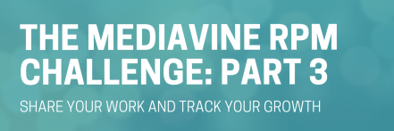 Mediavine RPM Challenge