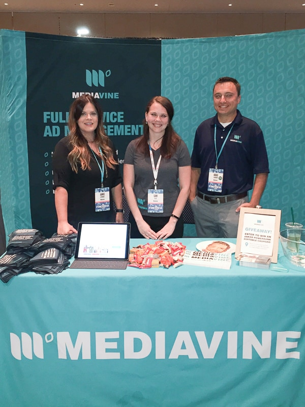 Mediavine at FinCon 2018