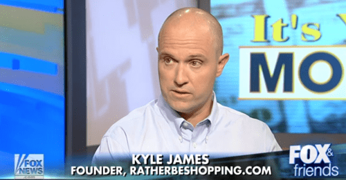 Publisher Interview: Kyle James of Rather Be Shopping
