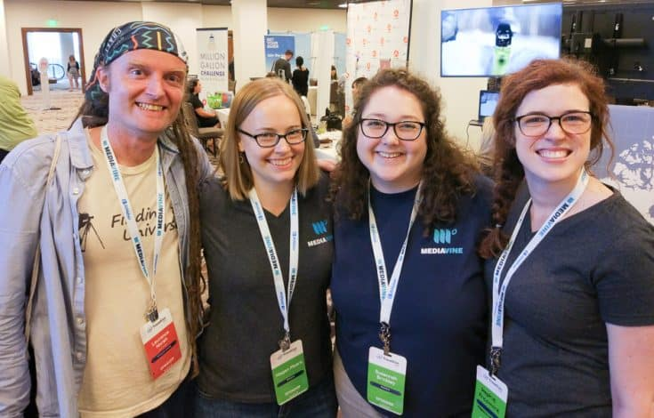 Mediavine at TravelCon in Austin