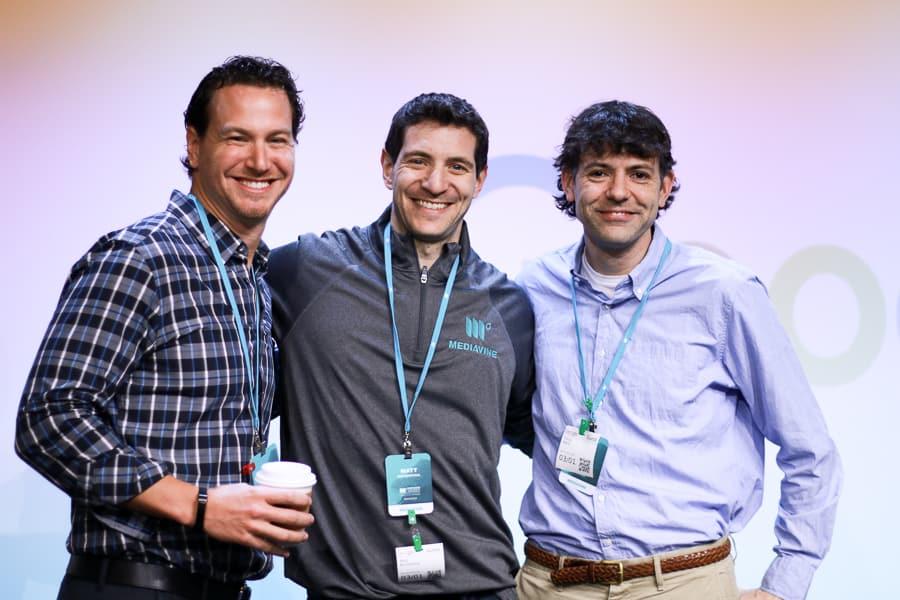 Eric Hochberger, Matt Richenthal, Stephen Marsi