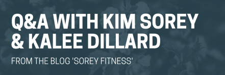 Publisher Interview: Kim Sorey and Kalee Dillard of Sorey Fitness