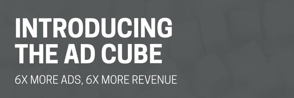 Mediavine Ad Cube