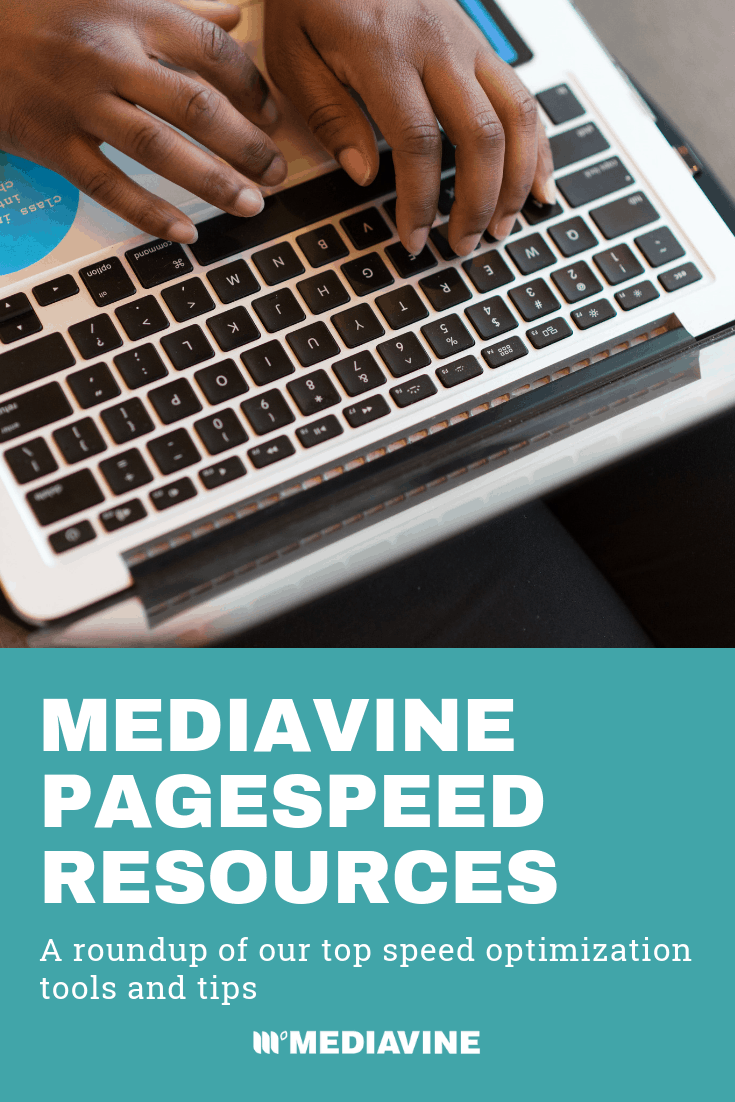 Mediavine's Pagespeed Resources - Mediavine Pinterest Image