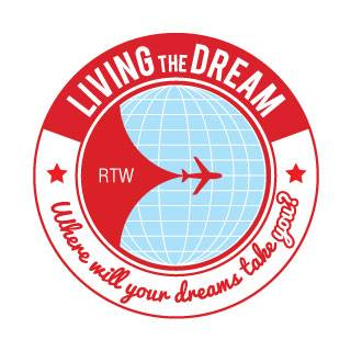 Living the Dream RTW Logo