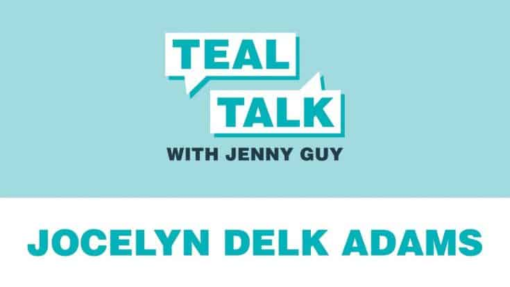 Building a Brand You Can Stay Passionate About with Jocelyn Delk Adams