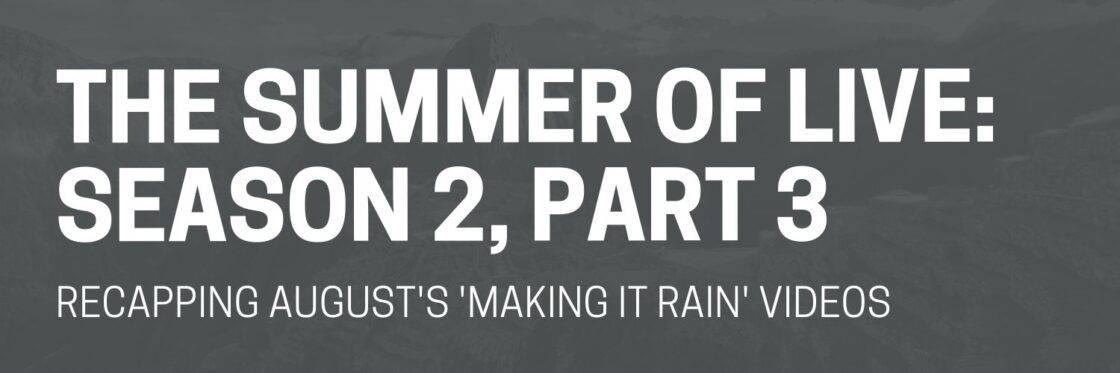 Summer of Live: Season 2, Part 3 - Mediavine