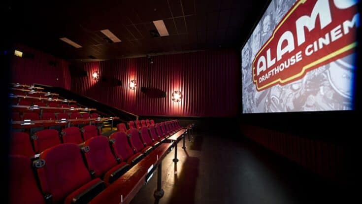 Take in a Movie at Alamo Drafthouse Cinema