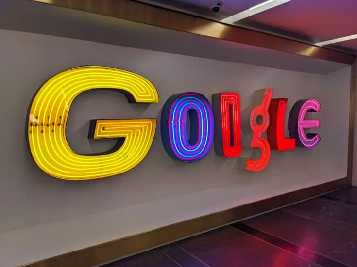 Google in New York City for the annual Google Certified Publishing Partner Summit 2019