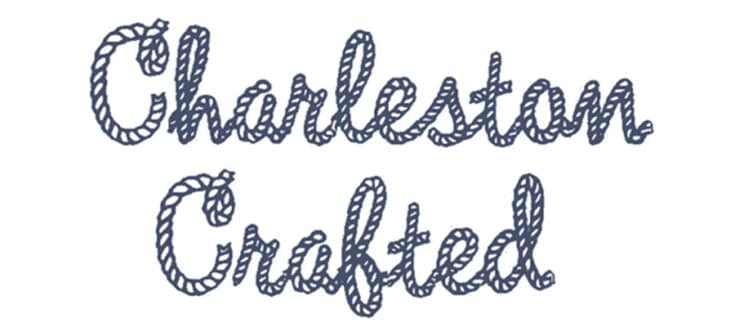 Charleston Crafted logo