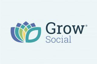 grow social logo