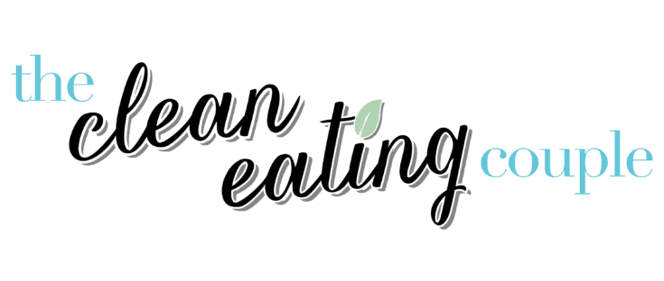 the clean eating couple logo