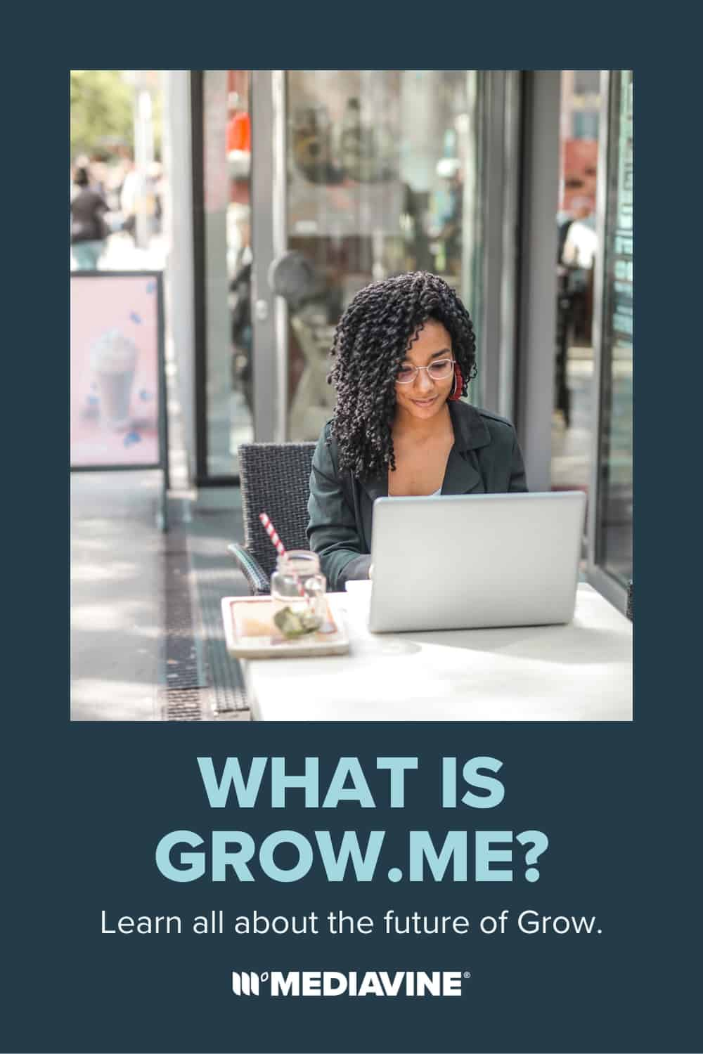 Mediavine Pinterest image - What is Grow.Me?: Learn all about the future of Grow