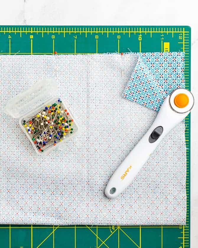 fabric mask pattern tutorial