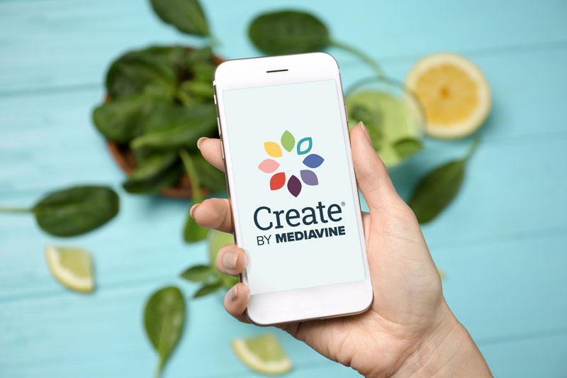 create logo on a phone
