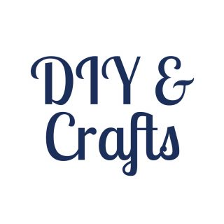 logo of diy n crafts blog