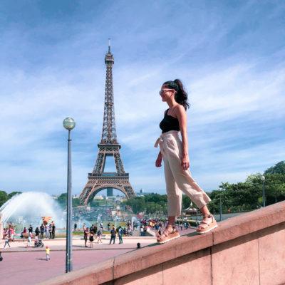 Alysha in Paris