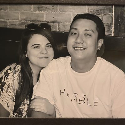 ashley with boyfriend