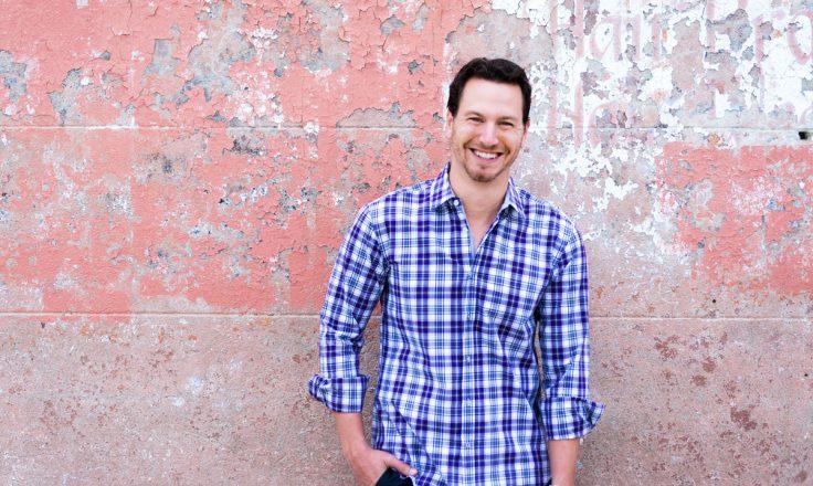 headshot of Mediavine's CEO, Eric Hochberger
