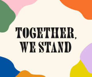 Mediavine - Together We Stand - 300x250