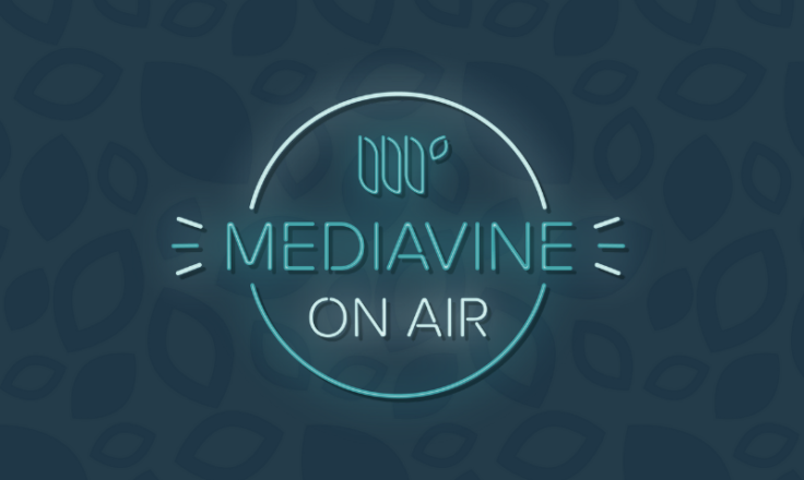 Mediavine On Air Logo