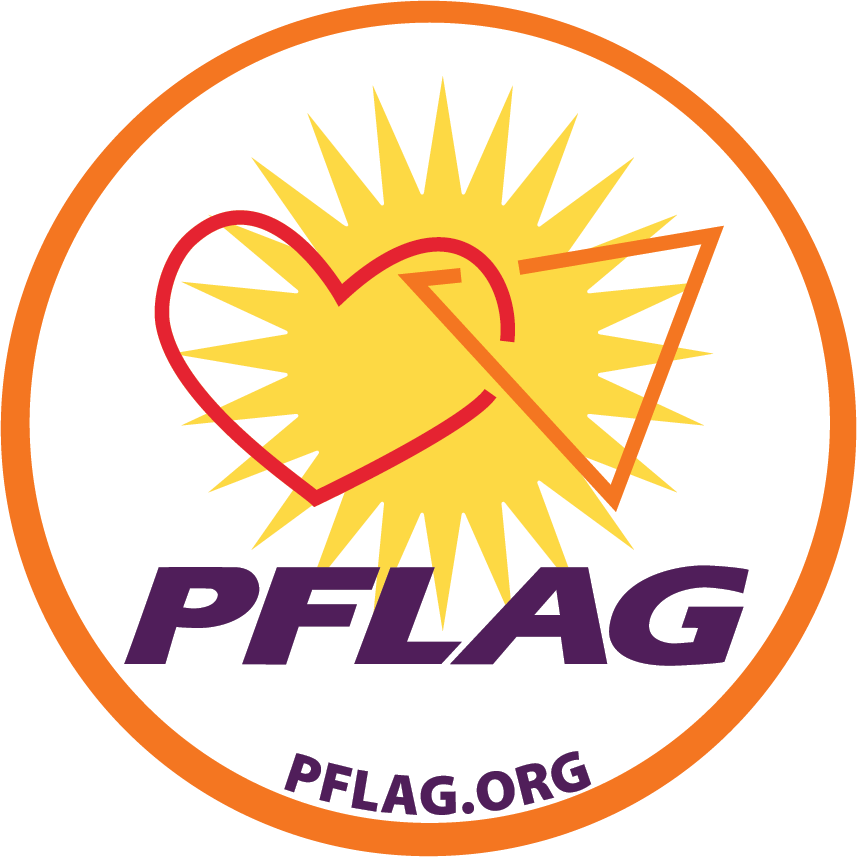 PFLAG Round_Orange